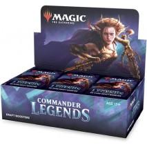 Commander legends booster