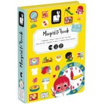 Magneti'book j'apprend l'heure