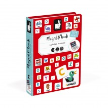 Magneti'book alphabet