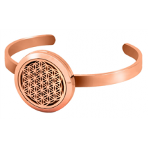 Bracelet de vie cuivre diffuseur