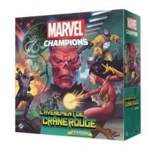 Marvel champions L'avènement de Crâne rouge