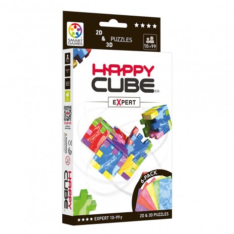 Happy cube 6 coulour pack Expert