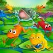 L'odyssée des grenouilles