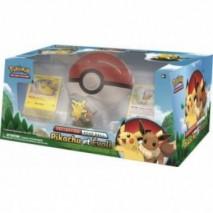 Pokémon: coffret pikatchu/Evoli
