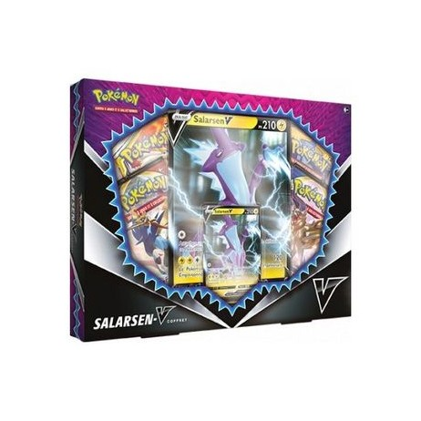 Pokémon : Coffret Salarsen-V Février 2020