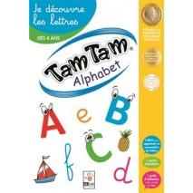 Tam Tam Safari Le Coffret Alphabet
