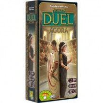 7 Wonders Duel Agora Extension