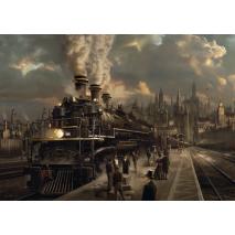 Puzzle 1000 p Locomotive