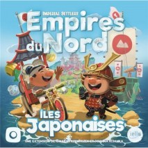 Imperial Settlers Empires du Nord Iles Japonaise