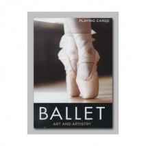 54 cartes ballet