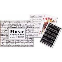 Cartes 2x54 music