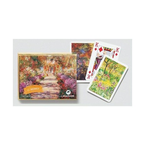 Monet giverny 2*54cartes