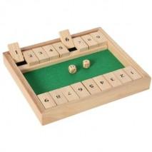 Shut the Box pour 2 Joueurs
