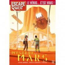 Escape quest tome 9 mystere sur mars