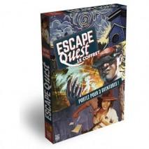 Escape quest le coffret (tome 1 à 3)