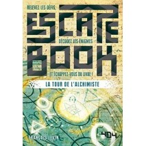 Escape book la tour de l'alchimiste