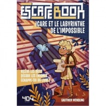 Escape book icare et le labyrinthe de l'impossible
