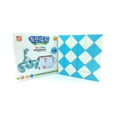Snake QiYi 36 Blocs Bleu