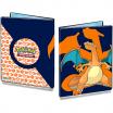 Pokémon Portfolio Dracaufeu 180 Cartes