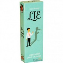 Lie chewing games