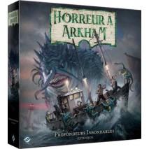 Horreur à Arkham V3 : Profondeurs Insondables