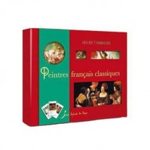 Les peintres français classiques en 7 familles