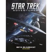 Star Trek Quadrant Beta Supplément