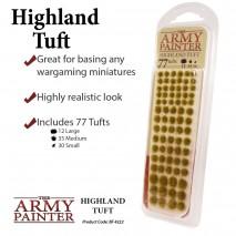Touffes highland tuft