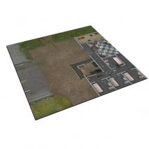 Gaming mat prison