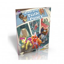 Tails of equestria aventures taille poney