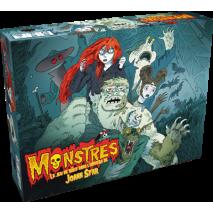 Monstres initiation au jeu d'aventures