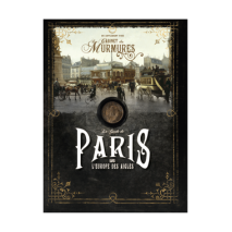 Le cabinet des murmures Guide de Paris Ecran