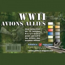 Pack WWII Avions alliés aero