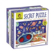 Secret puzzle espace