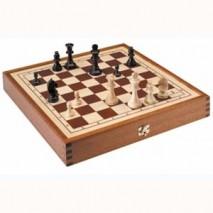 Coffret échecs-dames sipo