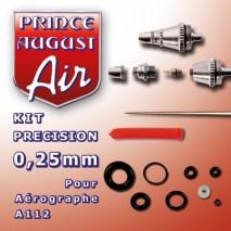 Kit de précision 0.25mm pour A112
