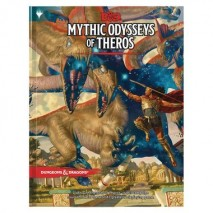 Dungeon's & dragons Mythic odysseys of theros EN