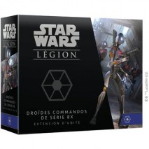 Star wars légion droïdes commandos de série BX