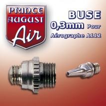 Buse 0,3mm pour aerographe A112