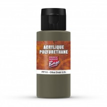 Olive drab us polyurethane
