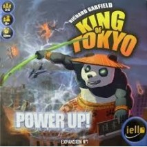 King of Tokyo: Power up extension