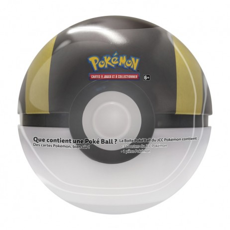 Pokéball Tin 3 Boosters