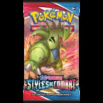 Booster Pokémon EB05 Styles de Combat