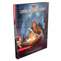 Dungeon's & Dragons Candlekeep Mysteries
