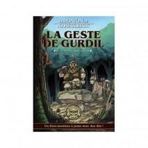 Donjon de Naheulbeuk la geste de Gurdil