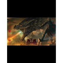 7 Fallen Tapis de jeu Eondra Dragon