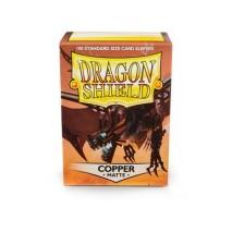 Dragon shield copper matte
