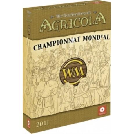 Agricola championnat du monde