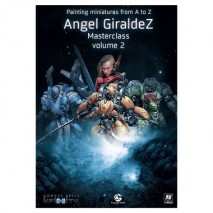 Painting miniatures from A to Z, angel giraldez volume 2