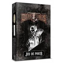 Deadlands jeu de poker noir